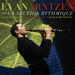Evan Arntzen La Section Rhythmique Album Image - Click to Visit Band Camp